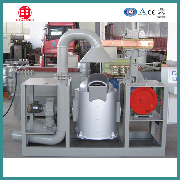 Experimental Laboratory mini iron ore Smelting DC Arc Furnace