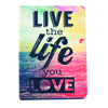 Creative printing leather case for ipad 6 air 2,Fashional desgin leather case for ipad 6 air 2
