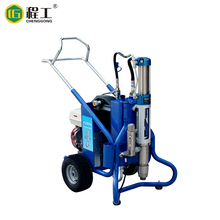 2017 New Design airless spray paint machine, airless paint sprayer, spraying paint