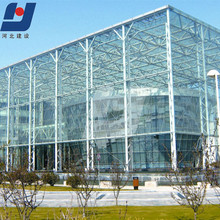 Prefabricated high rise steel structure building/shopping mall