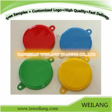 Custom logo diameter size 65.3mm -83mm tinplate tank lid for sale