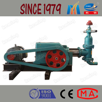 Single Piston High Pressure Slurry Plunger Pump
