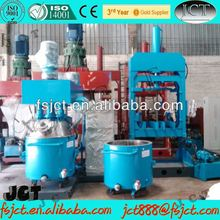 Vacuum wheel grinding mix machine for chemical industry