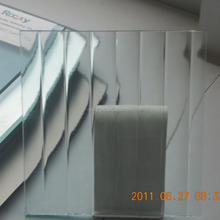 reeded glass sell 3mm 4mm 5mm reeded figured glass