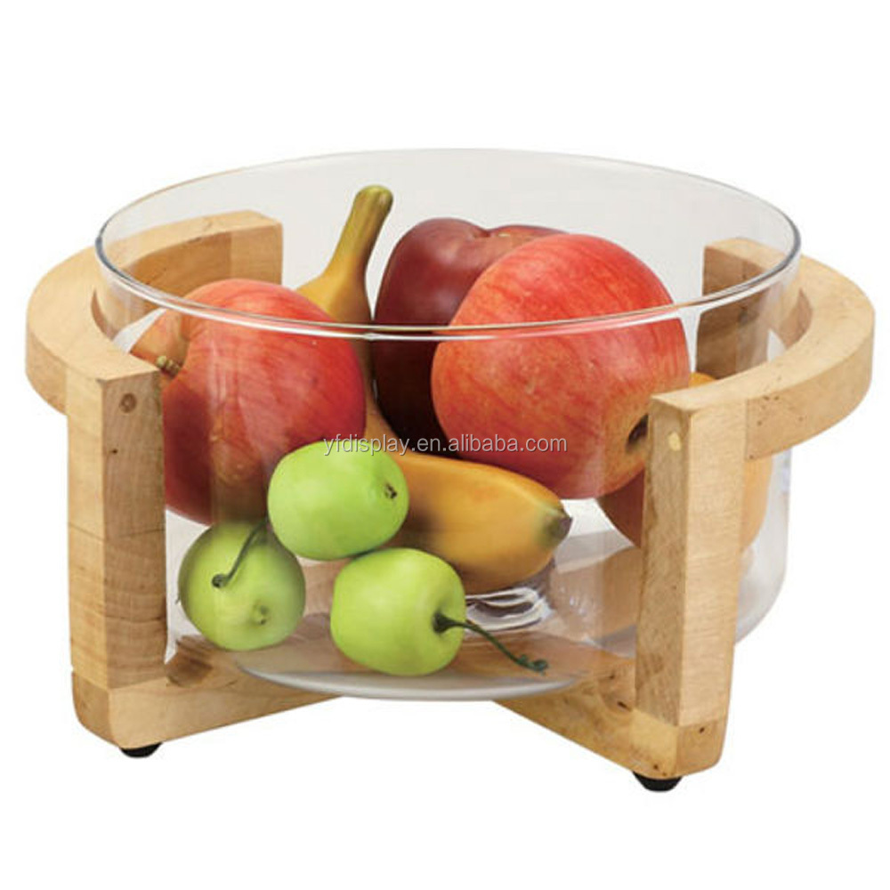Customized Acrylic Home Fruits Dish