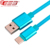 USA EU AU UK braided usb 3.1 type c cable for samsung s8 fast charging data transfer speed