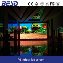 wholesale indoor led sign board/SMD full color P5 indoor led display/advertising led panel board module