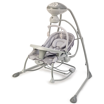 Latest 4 in 1 baby swing bouncer