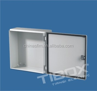 TIBOX Terminal Junction Box 10 Ways Waterproof Terminal Box Cable IP66 Terminal Box
