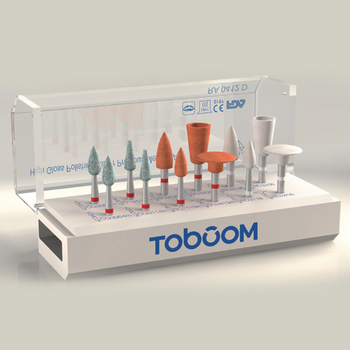 TOBOOM dental polishing kit