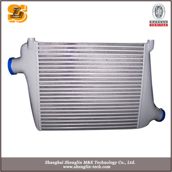 Customerized Oil cooler for petrochemical industry