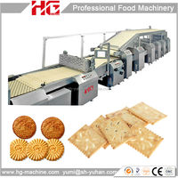 Healthy food machinery biscuit production line