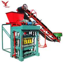 QTJ4-40B brick machine vietnam block making machine suppliers in south africa