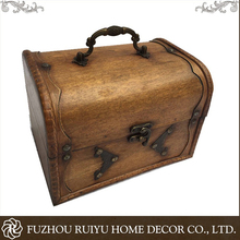 Manufacturer china classical OEM antique storage wood box, essential oil wood box, wood box packaging