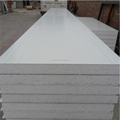 SGS building material insulated eps sandwich panel for steel construction