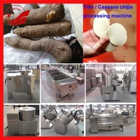 automatic plantain chips making machine plantain chips slicer machine plantain chips packaging machine