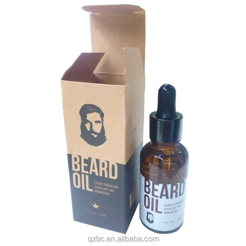 OEM private label service richer manageable beard hair growth oil