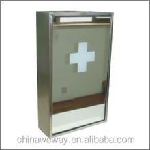 Factory direct sale metal first aid kit box