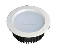 30W smd round led cob down lights ceiling lights with high efficient luminous