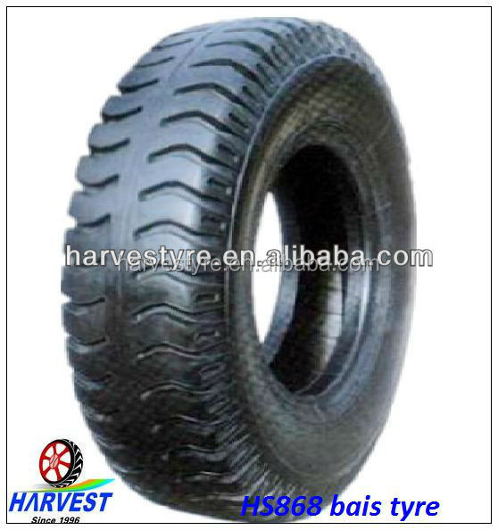 Chinese Brand ANNAITE DOUBLESTAR DURUN LINGLONG produced 14.00-20 Bias truck tire