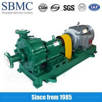 Industrial pump Acid circulation Centrifugal Slurry Pump