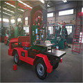 Mobile Diesel Wood Cutting Vertical Band Saw Machine For Sale