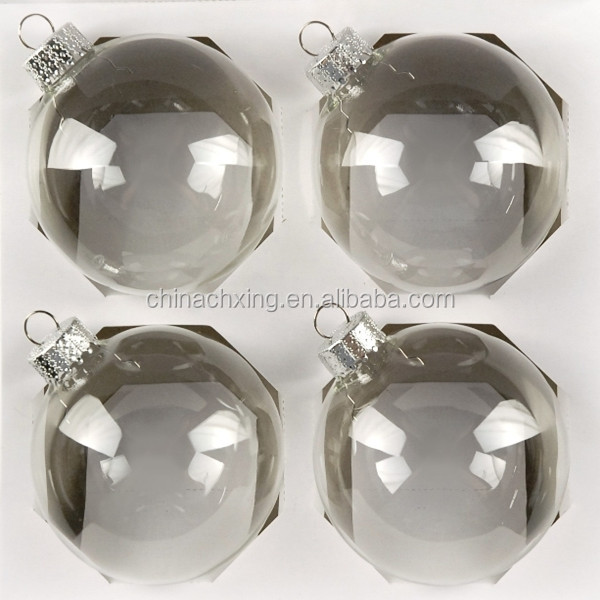 hollow glass ball for making jewelry for sale with factory price