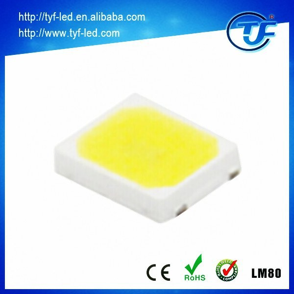 bridgelux epistar white 0.2w 0.5w 1w led smd 2835