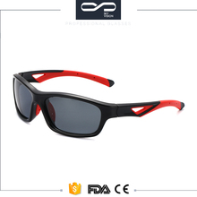 Custom cycling outdoor prescription sport sunglasses with optical insert lens