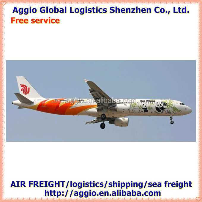 cheapest air freight from China to USA european fabric sofa Air freight logistics