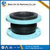 single arch flexible rubber bellow expansion joint