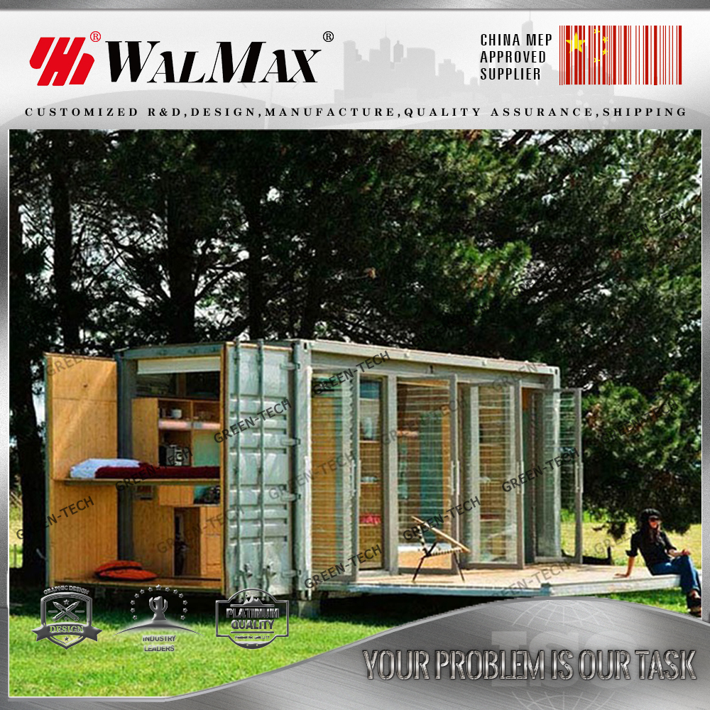 CH-WH053 popular small mobile homes folding for sale