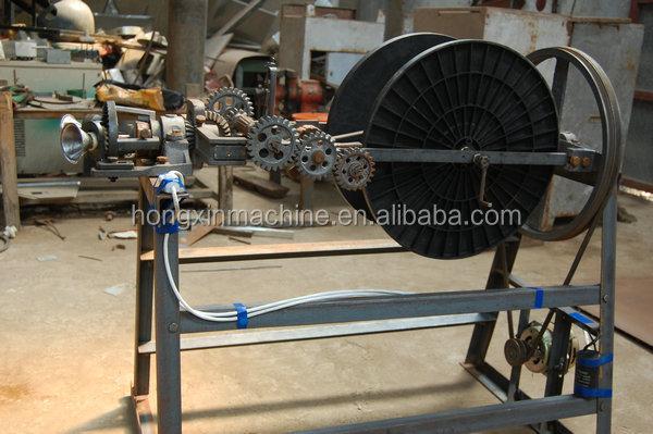 simple rope making machine