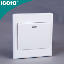igoto D2001 super quality hotel touch control wall switch