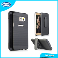 Alibaba express OEM hard holster combo case for samsung galaxy s6 edge plus