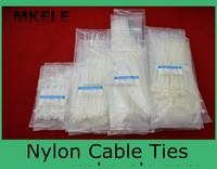 China high quality pa66 nylon 66 special disign releasable bind wire white strong multi colour nylon cable ties