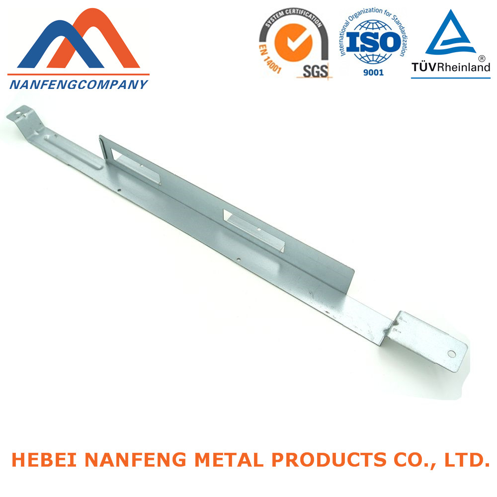 Fabric Zinc Coated Steel Stamping Air Condition Galvanized Steel Fittings
