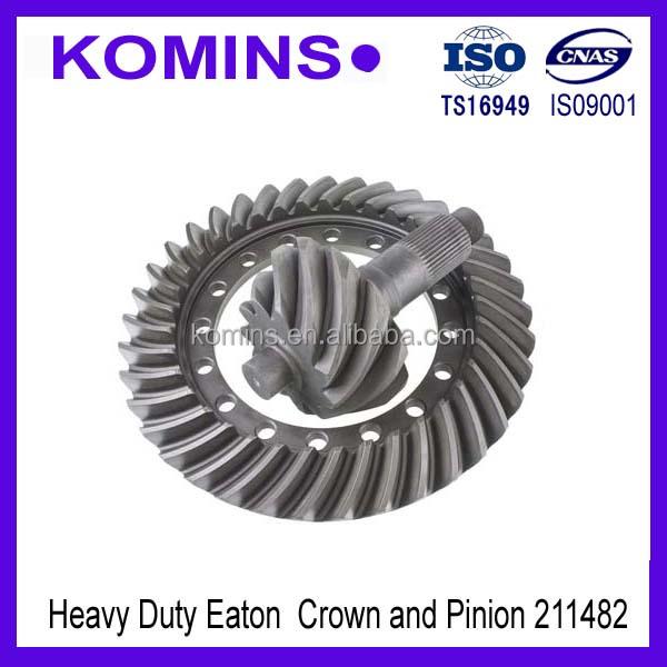 211482 Ratio # 11/37 American Heavy Duty Eaton Crown and Pinion