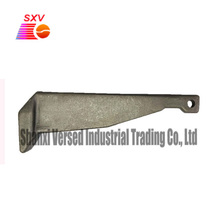 Formwork wedge pin for casting formwork clamp