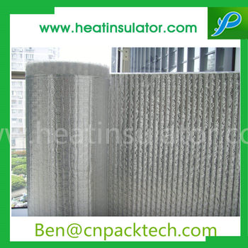 Radiant Barrier Foil Double Bubble Heat Insulation Material
