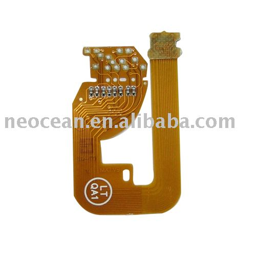 Cell phone flex cable / flat cable for Nokia 8910,accept paypal