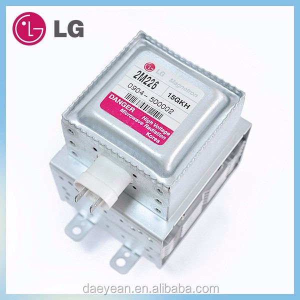 LG 2M226 magnetron for microwave oven parts