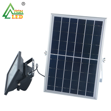 2017 new design 10W led solar flood light