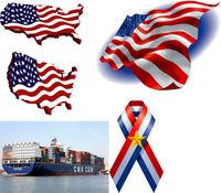 Drop Ship from China to USA (Sea/Air/Express)