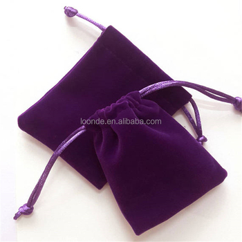 Manufacturer Custom Logo Satin Cosmetic Bag