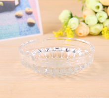 Advertising Fashional Outdoor Promotional Crystal Ashtray
