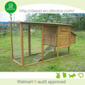 DXH011 large size easy clean outdoor build a chicken coup