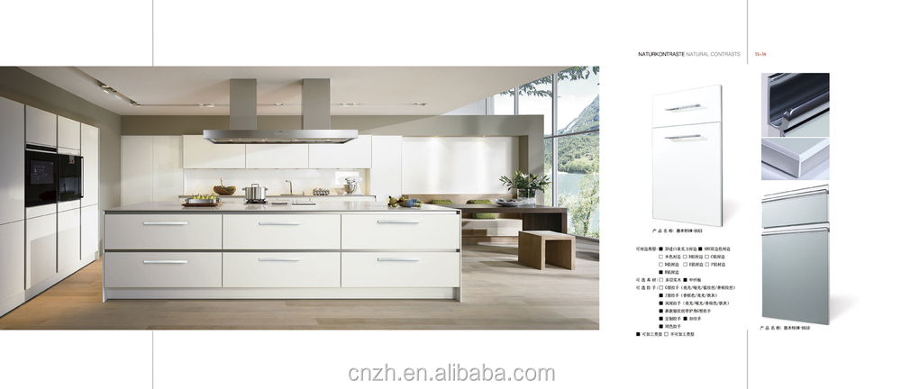 China soild wood kitchen cabinet in best price with export standard