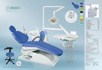 Dental Chair/dental surgery chair/dental equipment china (MSLDU04W)