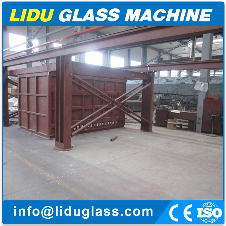 Top Sale Flat Type Chemical Tempered Glass Machine